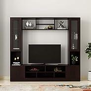 Amazon Brand - Solimo Engineered Wood TV Unit (Wenge)