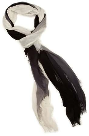 Pia Rossini Fiorella Women's Scarf Black/White One Size