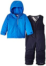 Columbia Babies Buga Thermal Sets - Hyper Blue, Size 3