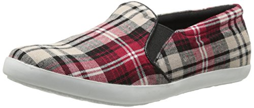 Coconuts By Matisse Kip Femmes Toile Mocassin red