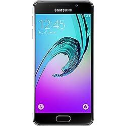 Samsung Galaxy A3 2016 Smartphone débloqué 4G [Import Allemagne] (Ecran: 4,7 pouces - 16 Go - Simple Nano-SIM - Android) Noir