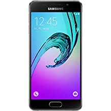 ​Samsung Galaxy A3 Smartphone (12 cm (4,71 Zoll) HD Super AMOLED Touch-Display, 16 GB, Android 5.1) schwarz