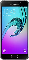 Samsung Galaxy A3 Smartphone (12 cm (4,71 Zoll) HD Super AMOLED Touch-Display, 16 GB, Android 5.1) schwarz