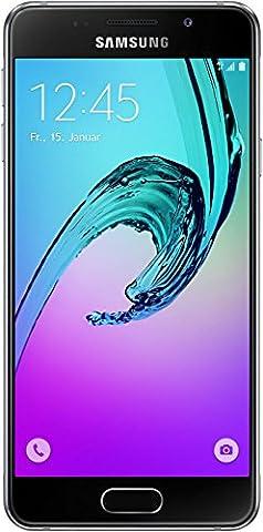 Samsung Galaxy A3 (2016) black 16GB 4G, SM-A310FZDADBT