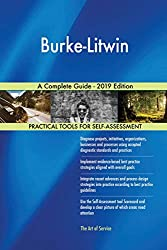 Burke-Litwin a Complete Guide - 2019 Edition (Anglais)