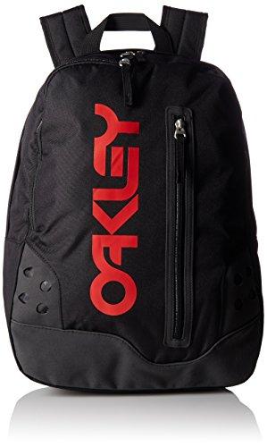 Oakley Herren Tasche und Rucksack B1B Pack Black/Red, 40 x 20 x 55 cm, 25 Liter