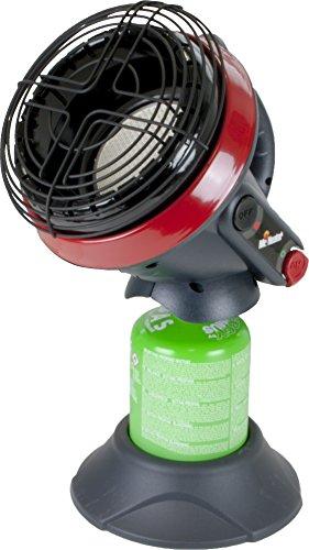 Mr. Heater Little Buddy Gasheizung inkl. Adapter für Gaskartuschen mit 7/16-Gewinde; - 2