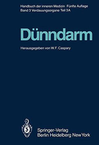 Dünndarm A (Handbuch der inneren Medizin)