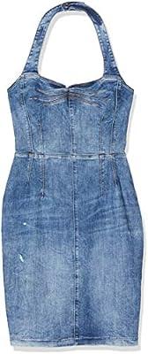 Guess Christie Dress Vestido Informal, , S para Mujer