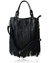 43a781c7dabe LYDC London Tassel HandBags in Different Colours for Ladies Women Girls