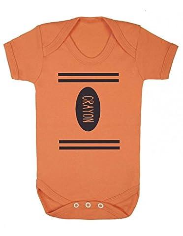 Costumes Funny Infant - Funny Design coloré crayon Halloween pour femme