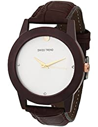 Swiss Trend Casual Analog Watch For Men - OLST2062