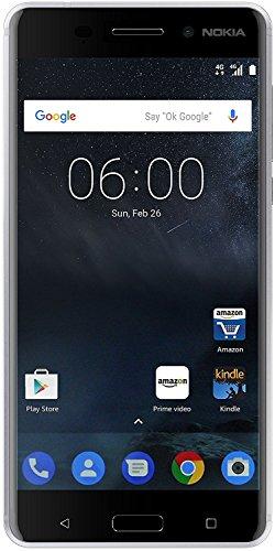 (Certified REFURBISHED) Nokia 6 (Silver, 32GB)