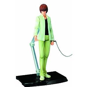 Griffon Death Note: Yagami Light Figutto Action Figure (japan import) 8
