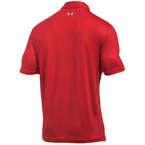 Under Armour Herren Poloshirt Rot