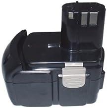 Jupio PHT0001U - Batería para Hitachi serie BCL 1815 (Li-Ion, 18 V)