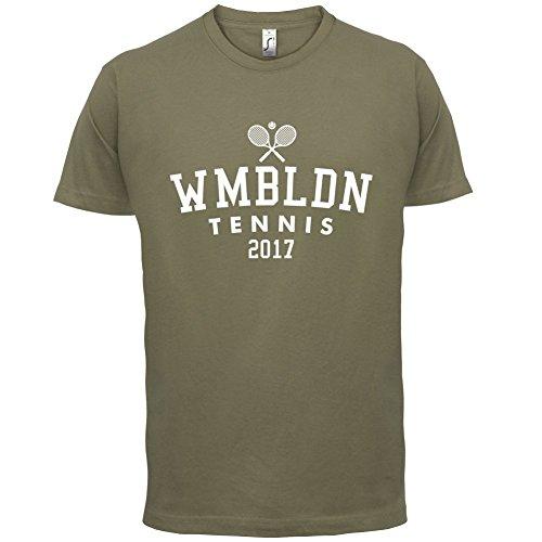 Wmbledon Tennis - Herren T-Shirt - 13 Farben Khaki