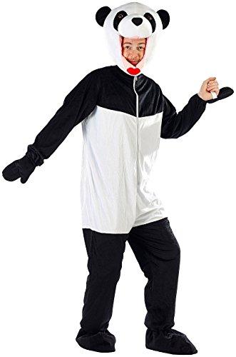 infactory Animal-Kostüme: Halloween- & Faschings-Kostüm Panda ()