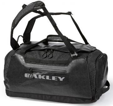 Oakley Voyage - Borsa da viaggio, unisex, Voyage, nero, 60 L