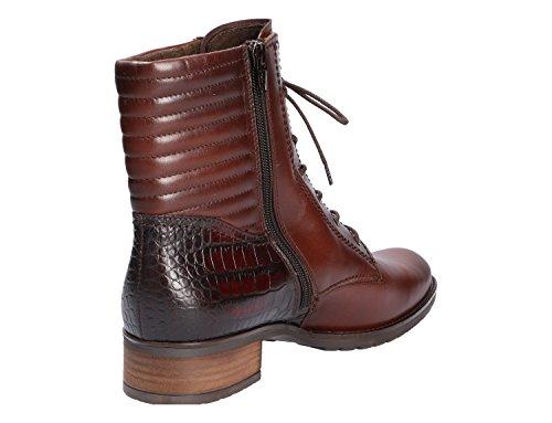Gabor Shoes 31.622 Damen Kurzschaft Stiefel castagno/teak(Eff)