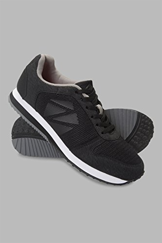 Mountain Warehouse About Town Trainers Noir