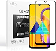 Otto Screen Protector for Samsung Galaxy M31 [Edge to Edge Coverage] [Case Friendly] HD Full Protection Durabl