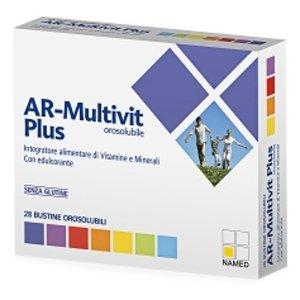 AR Multivit Plus - Named - Integratore alimentare di vitamine e minerali - 41PybvO8r8L