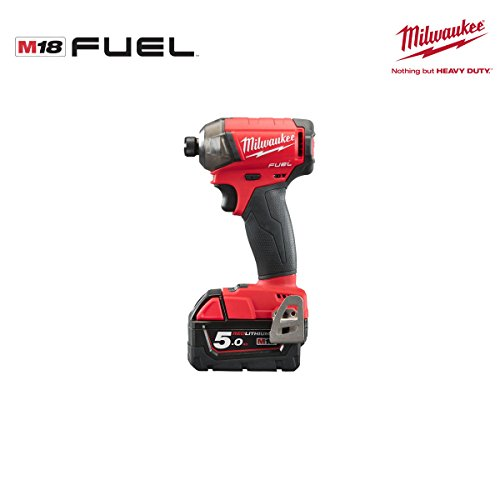 M18-tools Fuel Milwaukee (Schlagschrauber Milwaukee Fuel M18 fqid-502 x 5.0 AH 4933451790)