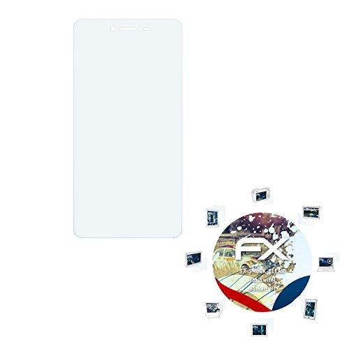 atFolix Schutzfolie kompatibel mit Switel eSmart H1 Panzerfolie, ultraklare & stoßdämpfende FX Folie (3X)