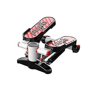 Lwtbj Foot machine Slimming Fitness Equipment Pedometer Aerobic exercise Mountaineering Stepper Mini Household
