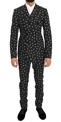 Dolce & Gabbana Herren Anzug Gr. X-Large, Multi