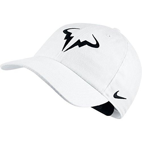 Nike Rafa Nadal U Nk Arobill H86 Gorra, Hombre, Blanco...