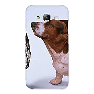Special Dog Fan Back Case Cover for Samsung Galaxy J5