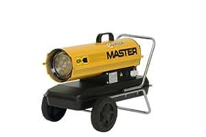 Chauffage Sovelor Master B150 Air Pulsé Mobile Au Fuel Combustion Directe