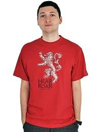 Game of Thrones - Lied von Eis und Feuer - Lannister Wappen T-Shirt zur Serie