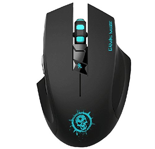 Stoga Gcool STG002 drahtlose optische Gaming Maus M?use verstellbare DPI-Funktion: 1000-1500-2000 f¨¹r PC/Computer