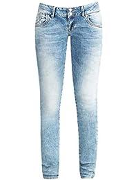 LTB Damen Skinny Fit Jeans blau 28 / 34