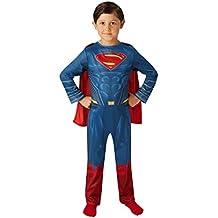 Superman - Disfraz Justice League Movie Classic infantil 19fe2181dded