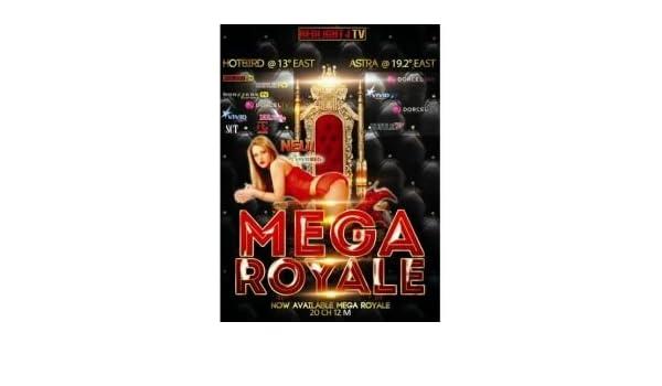 12 Months Redlight Mega Elite Royale 20 Transmitter Viaccess Card
