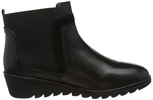 Lotus Damen Zinnia Kurzschaft Stiefel Black (Blk Leather)