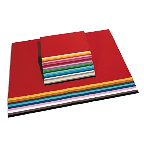 Preisvergleich Produktbild NEU Sortierung Tonpapier DIN A3, 50 Bogen