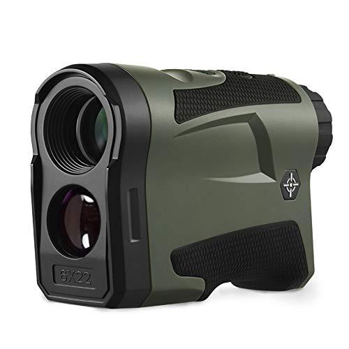 Golf Entfernungsmesser, Golf Laser Entfernungsmesser, Golf-Entfernungsmesser mit Neigungs-, Winkel- eschwindigkeitsmessung, lineare und vertikale Distanz wasserdicht- Entfernungsmesser Jagd,1000m