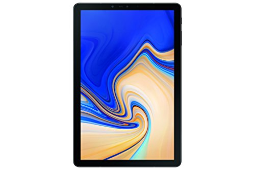 Samsung T835 Galaxy Tab S4 LTE Tablet-PC, 4GB RAM, schwarz (Sicherheit-video-monitor)