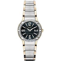 Piaget Reloj de mujer cuarzo suizo 32mm correa de oro blanco G0A36232