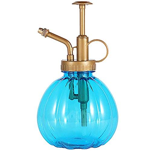 TAOtTAO 350ml pour fleurs et plantes d'arrosage Pot Flacon pulvérisateur Jardin Mister Pulvérisateur de coiffure, bleu, 15*8.5cm