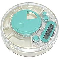 Pille Dispenser Box,3 Compartment Elektronische Medikamente Erinnerung Käufer Mann ältere Kinder Wecker Timer... preisvergleich bei billige-tabletten.eu