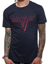 Unbekannt Herren T-Shirt Van Halen - Classic Logo