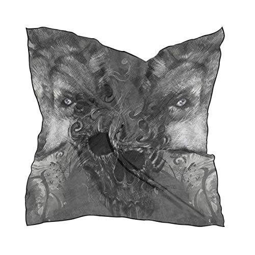 enkopf, quadratisch, weich, atmungsaktiv, mit Digitaldruck Bedruckt, Kopftuch ()
