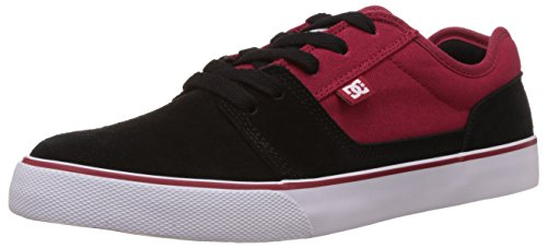 Scarpe DC Shoes: Tonik BLR BK/RD, Nero-Rosso, 42.0