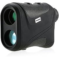 TOMSHOO Golf Rangefinder Outdoor Compact 6X22 600m Laser Range Finder Hunting Monocular Telescope Distance Meter Speed Tester